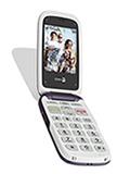 Mobile Doro PhoneEasy 612 Violet