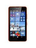 Smartphone Microsoft Lumia 640 Orange