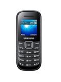 Mobile Samsung e1200i Noir