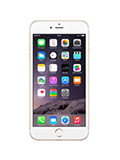 Smartphone Apple iPhone 6  Reconditionné Or