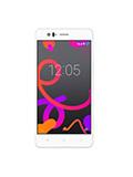 Smartphone BQ Aquaris M5.5 16Go 3Go RAM Blanc