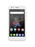 Smartphone Alcatel One Touch Go Play Blanc et Orange