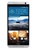 HTC One E9  Blanc