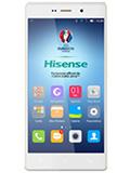Hisense H910 Blanc