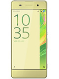Smartphone Sony Xperia XA Jaune doré