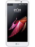 Smartphone LG X Screen Blanc