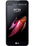 Smartphone LG X Screen Noir
