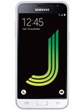 Smartphone Samsung Galaxy J3 Dual Sim (2016)  Blanc