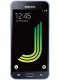 Smartphone Samsung Galaxy J3 Dual Sim (2016)  Noir
