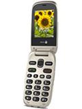 Mobile Doro 6030 Or