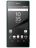 Smartphone Sony Xperia Z5 Reconditionné Vert