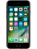 Smartphone Apple iPhone 7 128Go Noir de jais