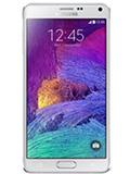 Smartphone Samsung Galaxy Note 4 Occasion Blanc