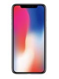 Smartphone Apple iPhone X 256 Go Argent