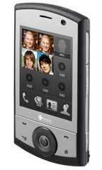 Smartphone HTC Touch Cruise Noir
