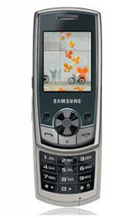 Samsung P250 Silver