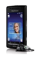 Smartphone Sony Ericsson Xperia X8 Noir
