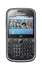 Mobile Samsung S3350 Chat 335 Noir