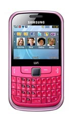 Mobile Samsung S3350 Chat 335 Rose