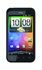 HTC Incredible S Noir
