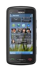 Mobile Nokia C6-01 Noir