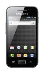 Smartphone Samsung Galaxy Ace S5830 Noir