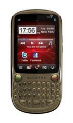 Mobile Alcatel OT-806 Bronze