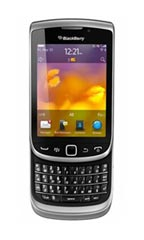 Smartphone BlackBerry Torch 9810 Gris