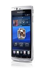Smartphone Sony Ericsson Xperia Arc S Gris