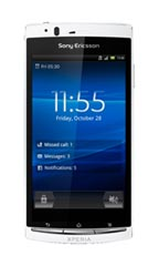 Sony Ericsson Xperia Arc S Blanc