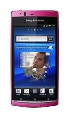 Smartphone Sony Ericsson Xperia Arc S Pink