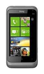 Mobile HTC Radar Gris