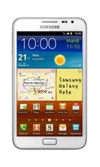Samsung Galaxy Note Blanc