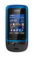 Mobile Nokia C2-05 Blue