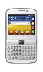 Smartphone Samsung Galaxy Y Pro Blanc