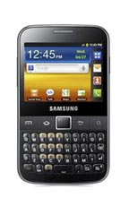 Smartphone Samsung Galaxy Y Pro Noir