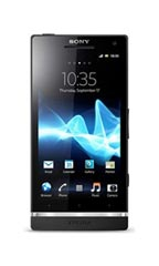 Smartphone Sony Xperia U Noir