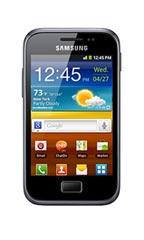 Smartphone Samsung Galaxy Ace Plus Noir