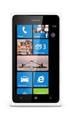 Smartphone Nokia Lumia 900 Blanc