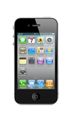 Smartphone Apple iPhone 4 8 Go Noir Occasion