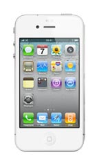 Smartphone Apple iPhone 4 32 Go Blanc Occasion
