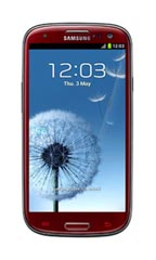 Smartphone Samsung Galaxy S3 16 Go Rouge