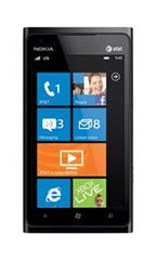 Smartphone Nokia Lumia 900 Noir Occasion