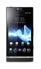 Smartphone Sony Xperia S 32 Go Noir Occasion