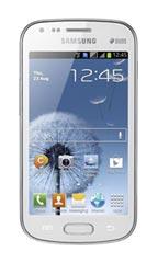 Smartphone Samsung Galaxy S Duos Blanc