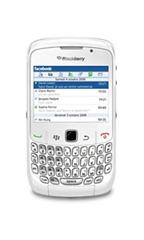 Smartphone BlackBerry Curve 8520 Blanc Occasion