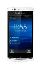 Smartphone Sony Ericsson Xperia Arc S Blanc Occasion