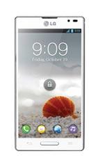 Smartphone LG Optimus L9 Blanc