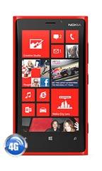 Smartphone Nokia Lumia 920 Rouge