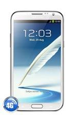 Smartphone Samsung Galaxy Note 2 16Go 4G Blanc
